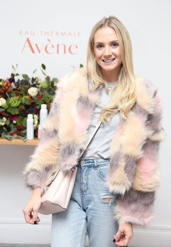 Judy Gilroy pictured at the Avene Radiance Skincare launch at Studio 10, Wicklow St (20/09/18). Photo: Karen Morgan