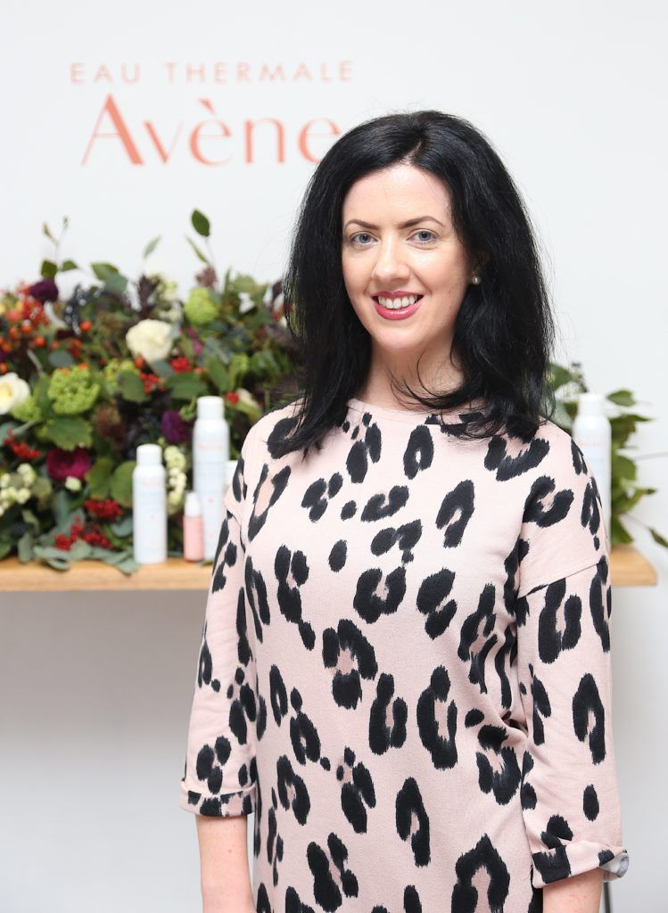 Deirdre Reynolds pictured at the Avene Radiance Skincare launch at Studio 10, Wicklow St (20/09/18). Photo: Karen Morgan