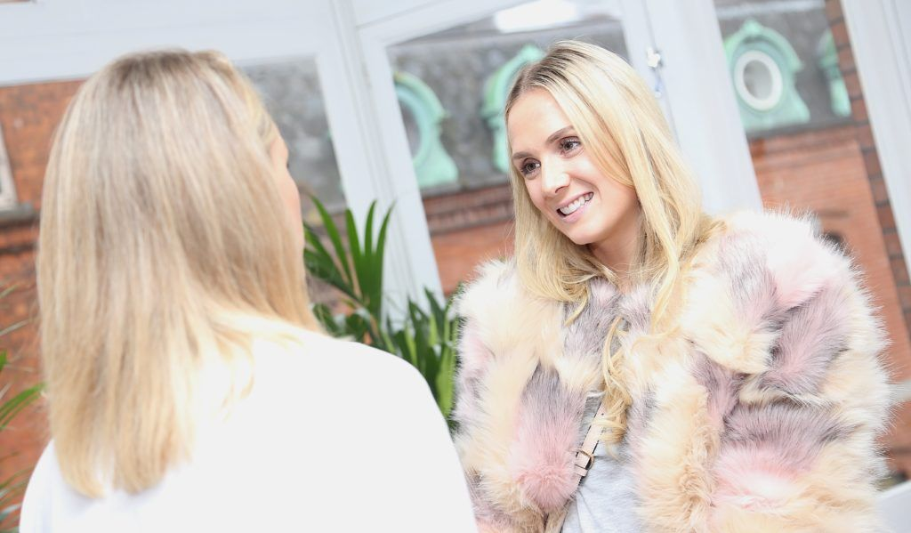 Pictured at the Avene Radiance Skincare launch at Studio 10, Wicklow St (20/09/18). Photo: Karen Morgan