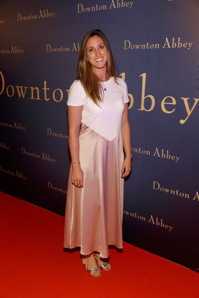 Jessica Whelan pictured at the Universal Pictures Irish premiere screening of DOWNTON ABBEY at The Stella Theatre, Rathmines. Releasing in cinemas across Ireland from this Friday September 13th, starring the original cast, the worldwide phenomenon DOWNTON ABBEY, becomes a grand motion picture event. Picture Andres Poveda