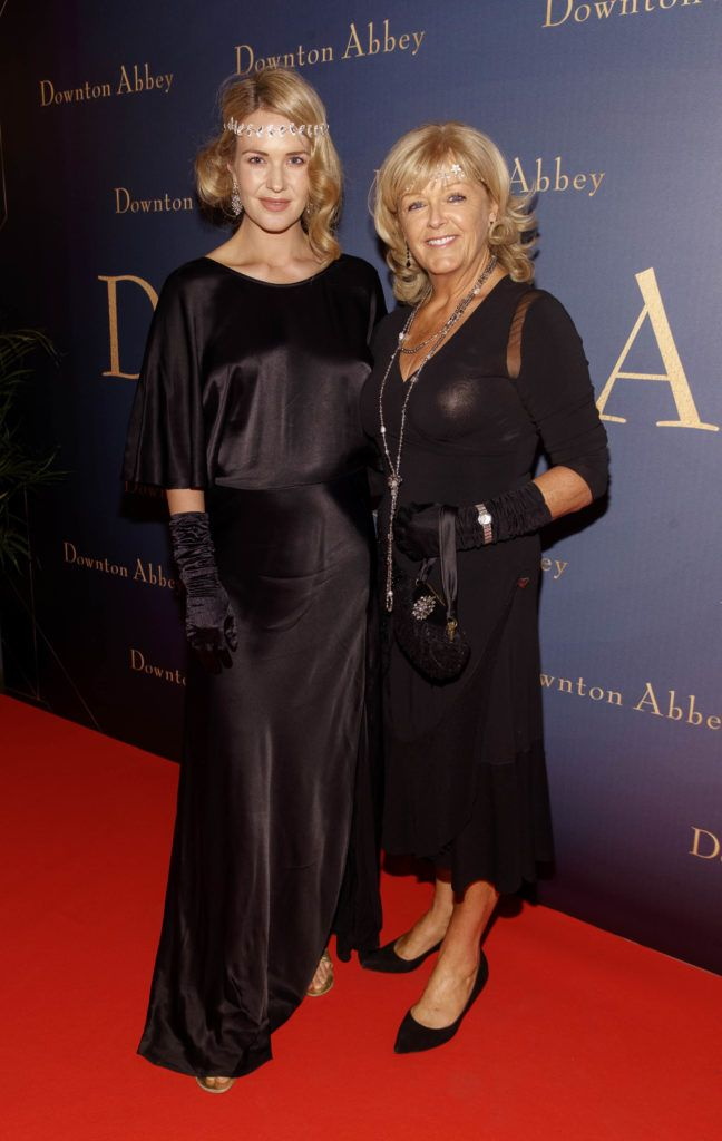 Universal Pictures' Irish premiere screening of 'Downton Abbey'