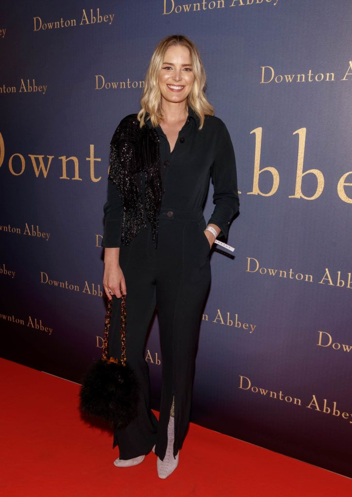 Suzie McAdam pictured at the Universal Pictures Irish premiere screening of DOWNTON ABBEY at The Stella Theatre, Rathmines. Releasing in cinemas across Ireland from this Friday September 13th, starring the original cast, the worldwide phenomenon DOWNTON ABBEY, becomes a grand motion picture event. Picture Andres Poveda
