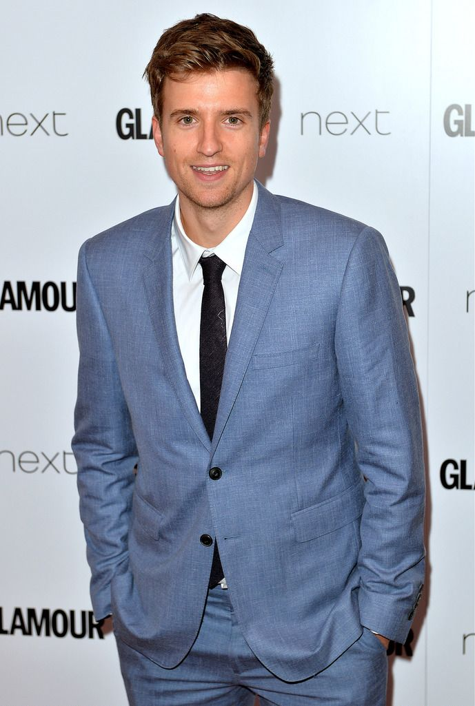 LONDON, ENGLAND - JUNE 02:  Greg James attends the Glamour Women Of The Year Awards at Berkeley Square Gardens on June 2, 2015 in London, England.  (Photo by Anthony Harvey/Getty Images)