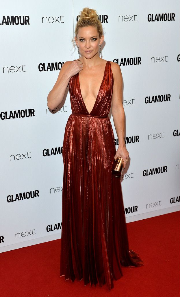LONDON, ENGLAND - JUNE 02:  Kate Hudson attends the Glamour Women Of The Year Awards at Berkeley Square Gardens on June 2, 2015 in London, England.  (Photo by Anthony Harvey/Getty Images)