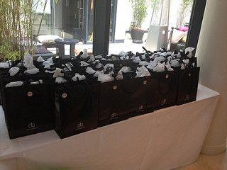 Dylan Bradshaw gift bags