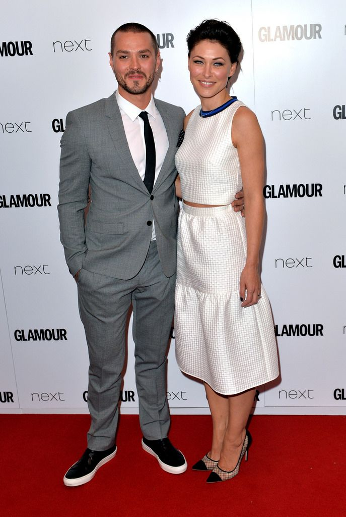 LONDON, ENGLAND - JUNE 02:  Emma Willis and Matt Willis attend the Glamour Women Of The Year Awards at Berkeley Square Gardens on June 2, 2015 in London, England.  (Photo by Anthony Harvey/Getty Images)
