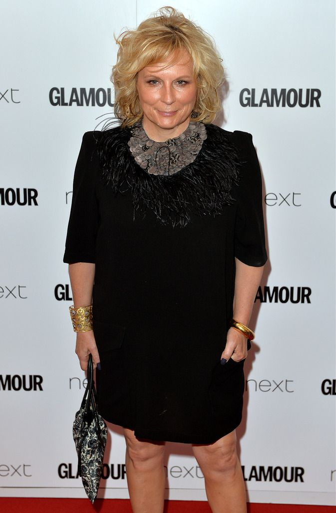 LONDON, ENGLAND - JUNE 02:  Jennifer Saunders attends the Glamour Women Of The Year Awards at Berkeley Square Gardens on June 2, 2015 in London, England.  (Photo by Anthony Harvey/Getty Images)
