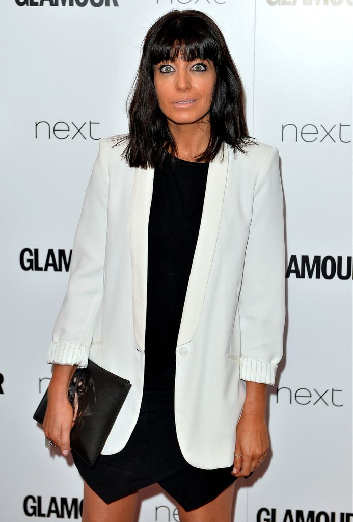 LONDON, ENGLAND - JUNE 02:  Claudia Winkleman attends the Glamour Women Of The Year Awards at Berkeley Square Gardens on June 2, 2015 in London, England.  (Photo by Anthony Harvey/Getty Images)