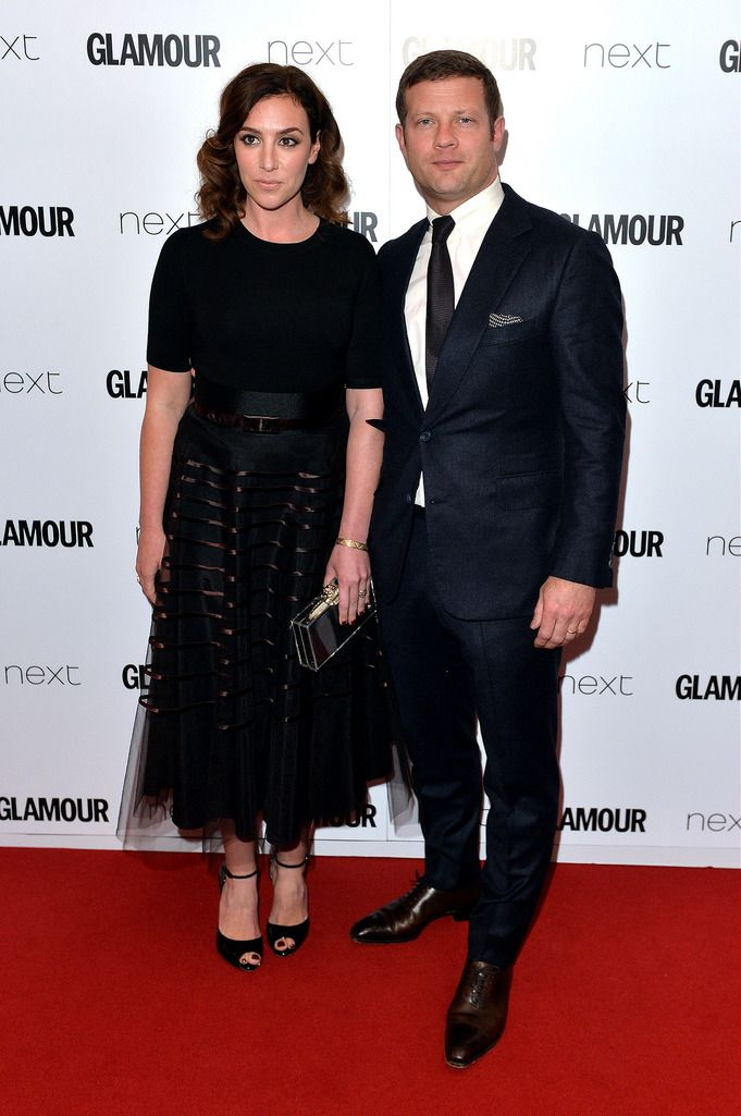 LONDON, ENGLAND - JUNE 02:  Dee Koppang and Dermot O'Leary attend the Glamour Women Of The Year Awards at Berkeley Square Gardens on June 2, 2015 in London, England.  (Photo by Anthony Harvey/Getty Images)