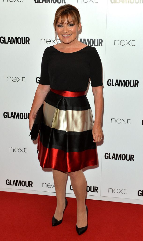 LONDON, ENGLAND - JUNE 02:  Lorraine Kelly attends the Glamour Women Of The Year Awards at Berkeley Square Gardens on June 2, 2015 in London, England.  (Photo by Anthony Harvey/Getty Images)