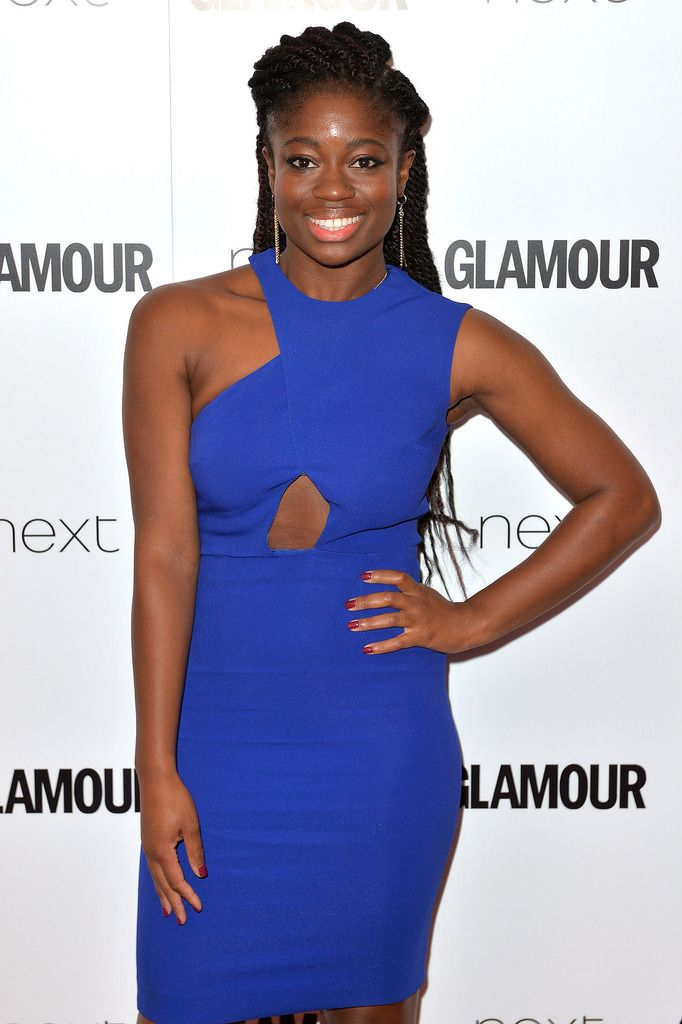 LONDON, ENGLAND - JUNE 02:  Clara Amfo attends the Glamour Women Of The Year Awards at Berkeley Square Gardens on June 2, 2015 in London, England.  (Photo by Anthony Harvey/Getty Images)