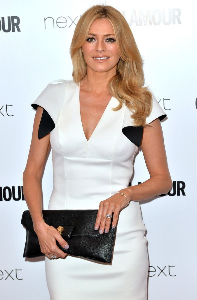 LONDON, ENGLAND - JUNE 02:  Tess Daly attends the Glamour Women Of The Year Awards at Berkeley Square Gardens on June 2, 2015 in London, England.  (Photo by Anthony Harvey/Getty Images)