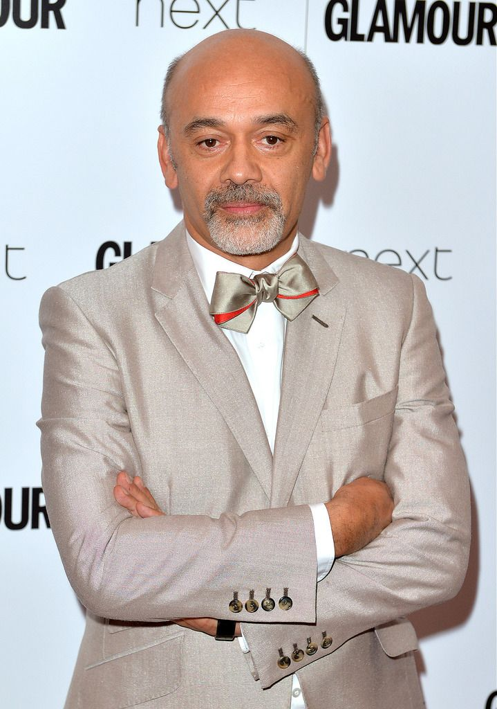 LONDON, ENGLAND - JUNE 02:  Christian Louboutin attends the Glamour Women Of The Year Awards at Berkeley Square Gardens on June 2, 2015 in London, England.  (Photo by Anthony Harvey/Getty Images)