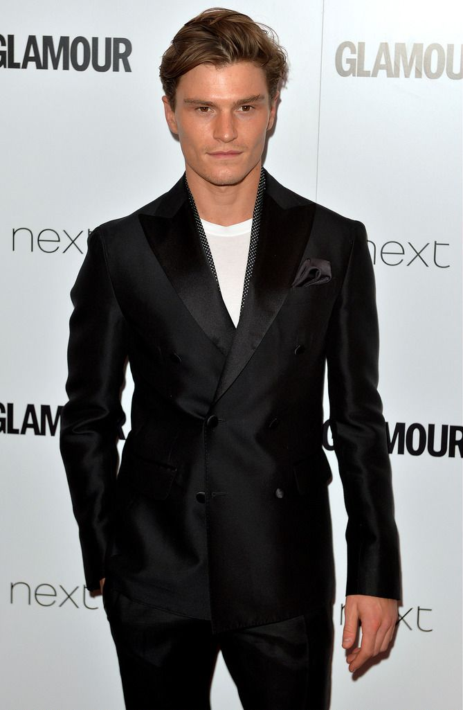 LONDON, ENGLAND - JUNE 02:  Oliver Cheshire attends the Glamour Women Of The Year Awards at Berkeley Square Gardens on June 2, 2015 in London, England.  (Photo by Anthony Harvey/Getty Images)