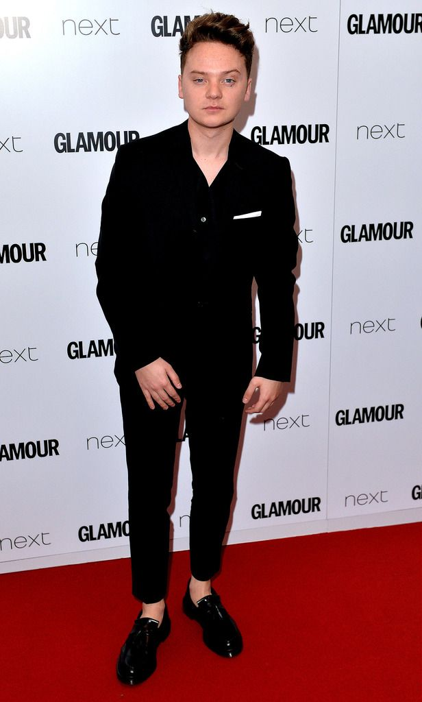 LONDON, ENGLAND - JUNE 02:  Conor Maynard attends the Glamour Women Of The Year Awards at Berkeley Square Gardens on June 2, 2015 in London, England.  (Photo by Anthony Harvey/Getty Images)