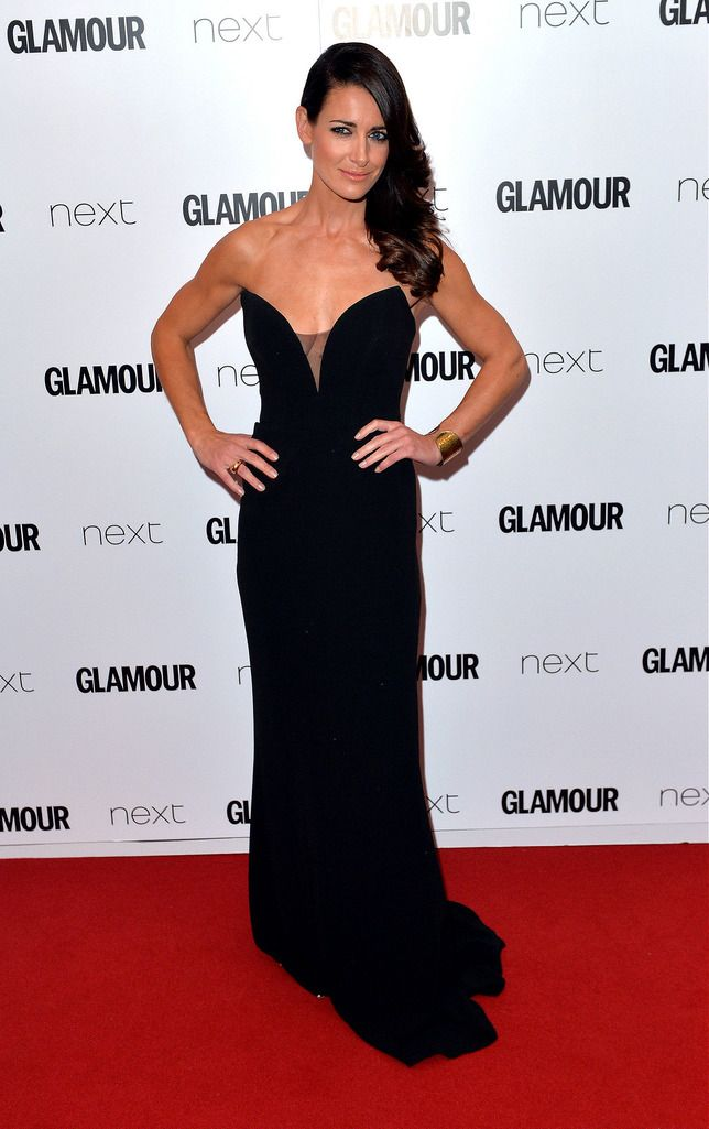 LONDON, ENGLAND - JUNE 02:  Kirsty Gallacher attends the Glamour Women Of The Year Awards at Berkeley Square Gardens on June 2, 2015 in London, England.  (Photo by Anthony Harvey/Getty Images)