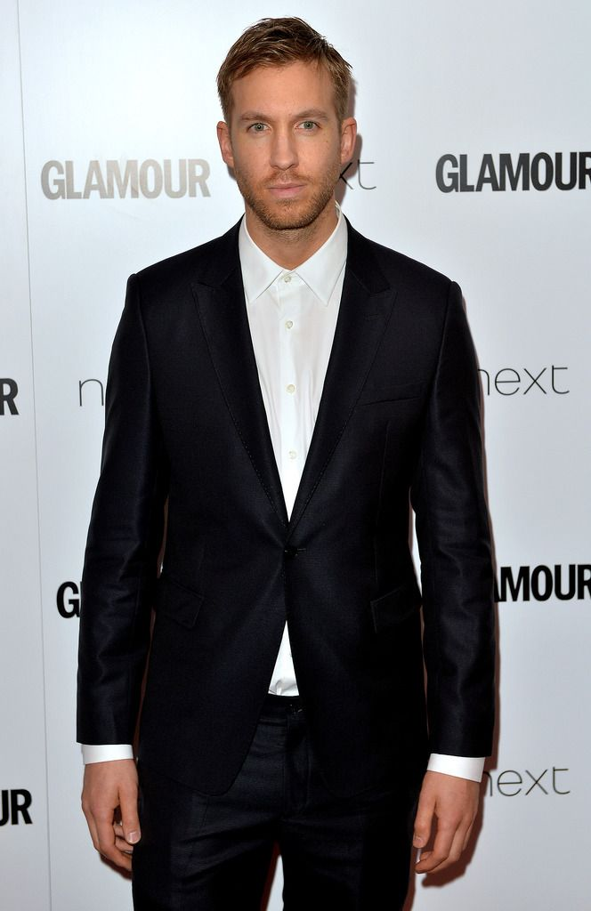 LONDON, ENGLAND - JUNE 02:  Calvin Harris attends the Glamour Women Of The Year Awards at Berkeley Square Gardens on June 2, 2015 in London, England.  (Photo by Anthony Harvey/Getty Images)
