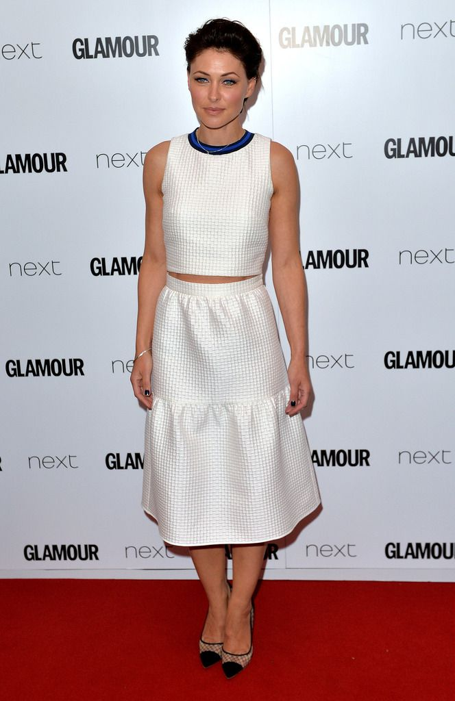 LONDON, ENGLAND - JUNE 02:  Emma Willis attends the Glamour Women Of The Year Awards at Berkeley Square Gardens on June 2, 2015 in London, England.  (Photo by Anthony Harvey/Getty Images)