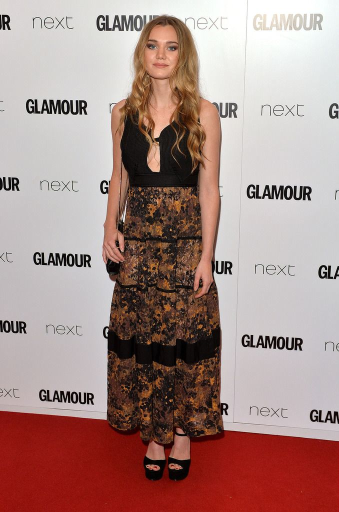 LONDON, ENGLAND - JUNE 02:  Immy Waterhouse attends the Glamour Women Of The Year Awards at Berkeley Square Gardens on June 2, 2015 in London, England.  (Photo by Anthony Harvey/Getty Images)