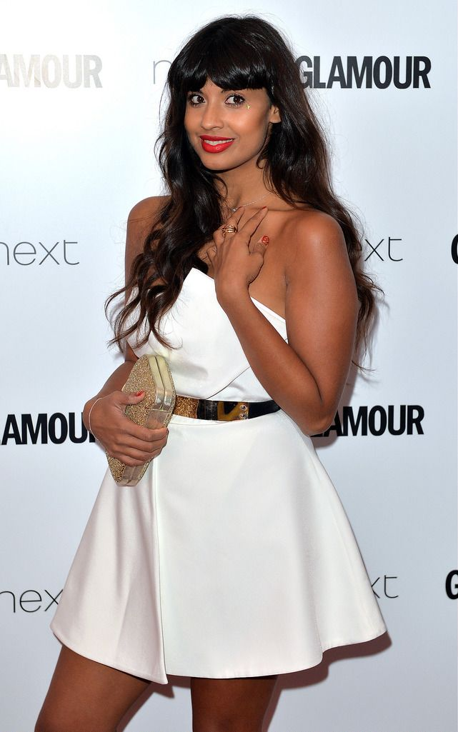 LONDON, ENGLAND - JUNE 02:  Jameela Jamil attends the Glamour Women Of The Year Awards at Berkeley Square Gardens on June 2, 2015 in London, England.  (Photo by Anthony Harvey/Getty Images)