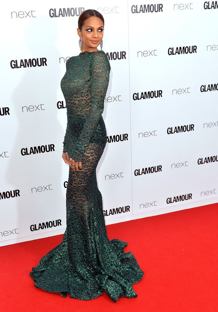LONDON, ENGLAND - JUNE 02:  Alesha Dixon attends the Glamour Women Of The Year Awards at Berkeley Square Gardens on June 2, 2015 in London, England.  (Photo by Anthony Harvey/Getty Images)