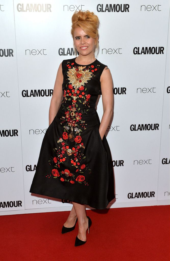 LONDON, ENGLAND - JUNE 02:  Paloma Faith attends the Glamour Women Of The Year Awards at Berkeley Square Gardens on June 2, 2015 in London, England.  (Photo by Anthony Harvey/Getty Images)