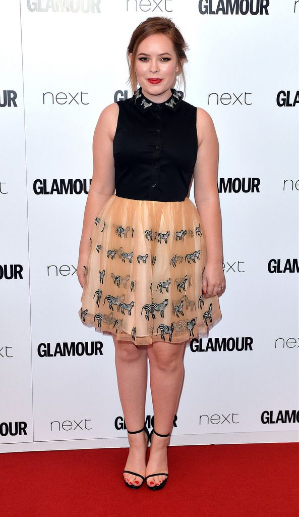 LONDON, ENGLAND - JUNE 02:  Tanya Burr attends the Glamour Women Of The Year Awards at Berkeley Square Gardens on June 2, 2015 in London, England.  (Photo by Anthony Harvey/Getty Images)