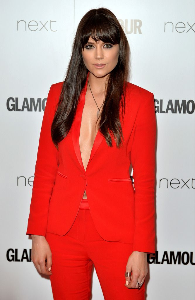 LONDON, ENGLAND - JUNE 02:  Lilah Parsons attends the Glamour Women Of The Year Awards at Berkeley Square Gardens on June 2, 2015 in London, England.  (Photo by Anthony Harvey/Getty Images)