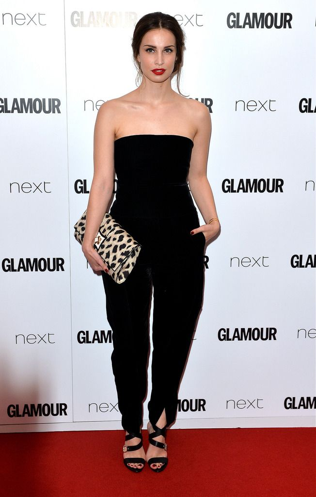 LONDON, ENGLAND - JUNE 02:  Heida Reed attends the Glamour Women Of The Year Awards at Berkeley Square Gardens on June 2, 2015 in London, England.  (Photo by Anthony Harvey/Getty Images)