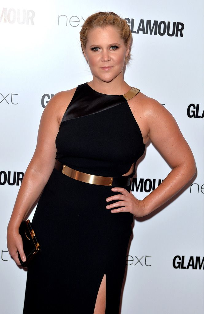 LONDON, ENGLAND - JUNE 02:  Amy Schumer attends the Glamour Women Of The Year Awards at Berkeley Square Gardens on June 2, 2015 in London, England.  (Photo by Anthony Harvey/Getty Images)