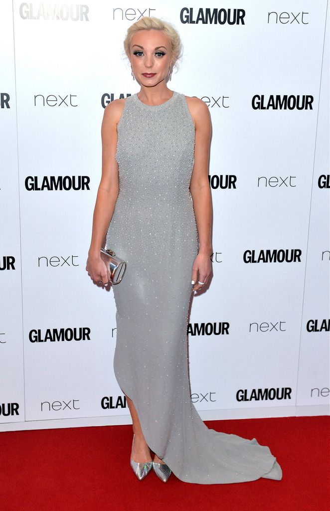 LONDON, ENGLAND - JUNE 02:  Helen George attends the Glamour Women Of The Year Awards at Berkeley Square Gardens on June 2, 2015 in London, England.  (Photo by Anthony Harvey/Getty Images)