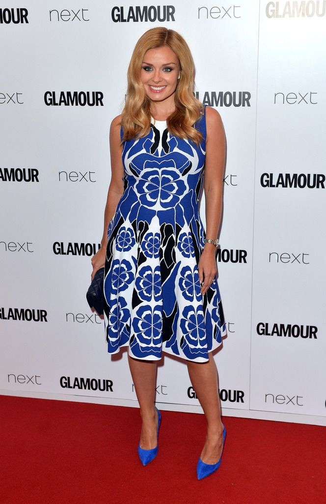 LONDON, ENGLAND - JUNE 02:  Katherine Jenkins attends the Glamour Women Of The Year Awards at Berkeley Square Gardens on June 2, 2015 in London, England.  (Photo by Anthony Harvey/Getty Images)