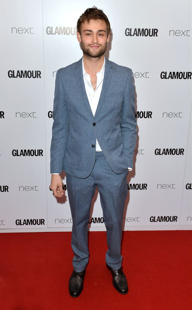 LONDON, ENGLAND - JUNE 02:  Douglas Booth attends the Glamour Women Of The Year Awards at Berkeley Square Gardens on June 2, 2015 in London, England.  (Photo by Anthony Harvey/Getty Images)