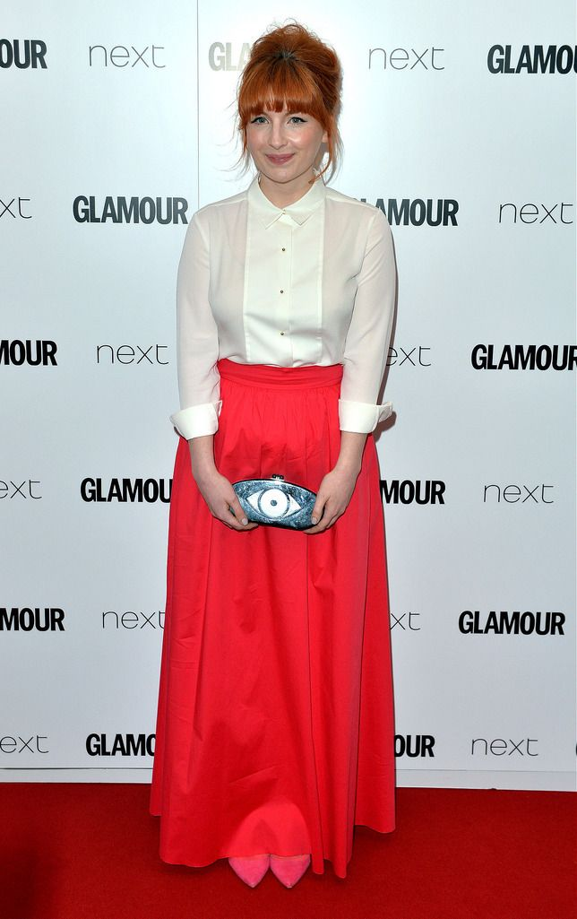 LONDON, ENGLAND - JUNE 02:  Alice Levine attends the Glamour Women Of The Year Awards at Berkeley Square Gardens on June 2, 2015 in London, England.  (Photo by Anthony Harvey/Getty Images)