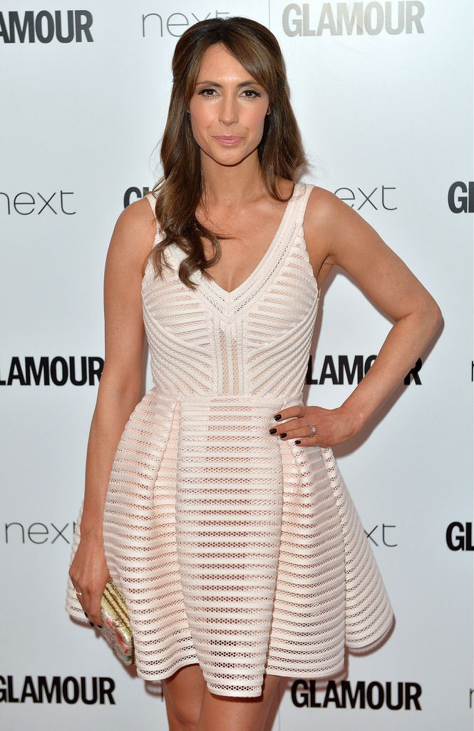 LONDON, ENGLAND - JUNE 02:  Alex Jones attends the Glamour Women Of The Year Awards at Berkeley Square Gardens on June 2, 2015 in London, England.  (Photo by Anthony Harvey/Getty Images)