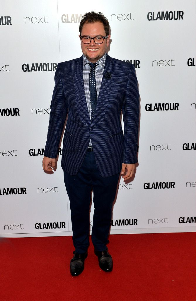 LONDON, ENGLAND - JUNE 02:  Alan Carr attends the Glamour Women Of The Year Awards at Berkeley Square Gardens on June 2, 2015 in London, England.  (Photo by Anthony Harvey/Getty Images)
