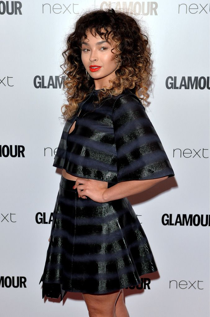 LONDON, ENGLAND - JUNE 02:  Ella Eyre attends the Glamour Women Of The Year Awards at Berkeley Square Gardens on June 2, 2015 in London, England.  (Photo by Anthony Harvey/Getty Images)