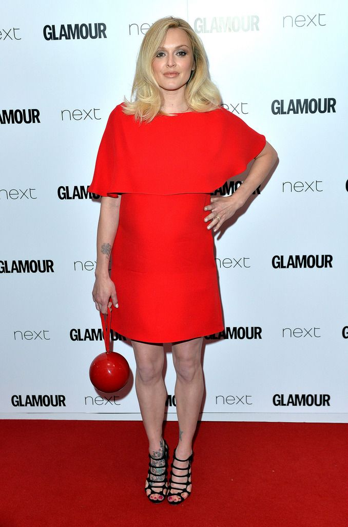 LONDON, ENGLAND - JUNE 02:  Fearne Cotton attends the Glamour Women Of The Year Awards at Berkeley Square Gardens on June 2, 2015 in London, England.  (Photo by Anthony Harvey/Getty Images)