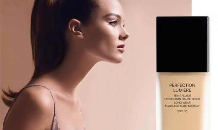 Chanel Perfection Lumiere Launches in Ireland January 2012