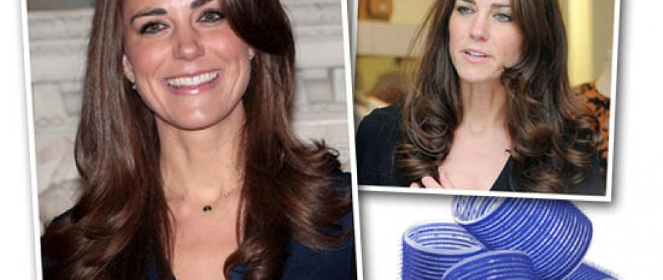 Unsung Hair Heroes Velcro Rollers As Used By Kate Middleton