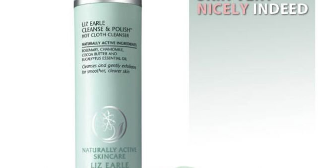 Cleanse & Polish Hot Cloth Cleanser by liz earle #20