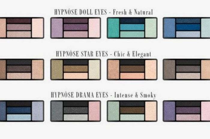 0d3a9bbf09f Lancome Hypnôse Star Eyes Palettes: Kaki Chic is only beautiful | Beaut.ie