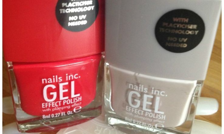 Nails Inc. Gel Effect Polish: All the Gloss of Gel With Half the ...