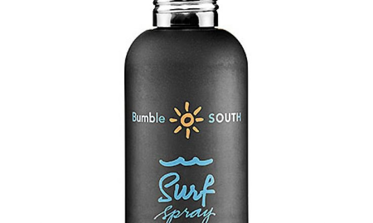 Bumble and Bumble's Cityswept Finish and Surf Spray: Check