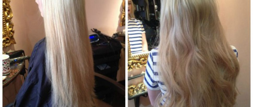 Great Lengths Hair Extensions Update: Three Months On and