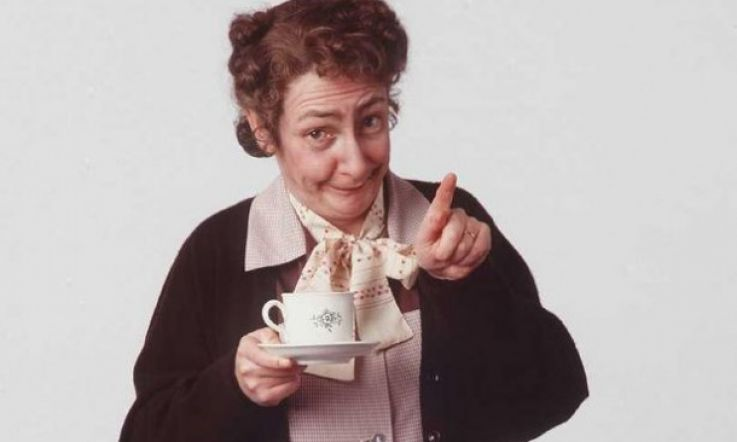 Pauline McLynn Won't Ask Anybody if They Want Tea in