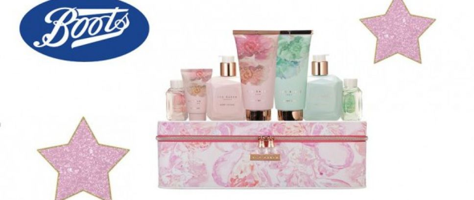 c70983d5b0f22 ... Boots Star Gift. Last Chance to WIN  Ted Baker Majestic Marvels