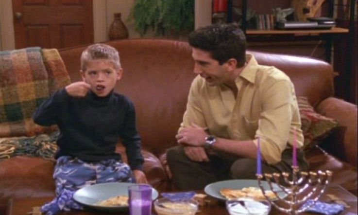 Ben' from 'Friends' has changed since you last saw him