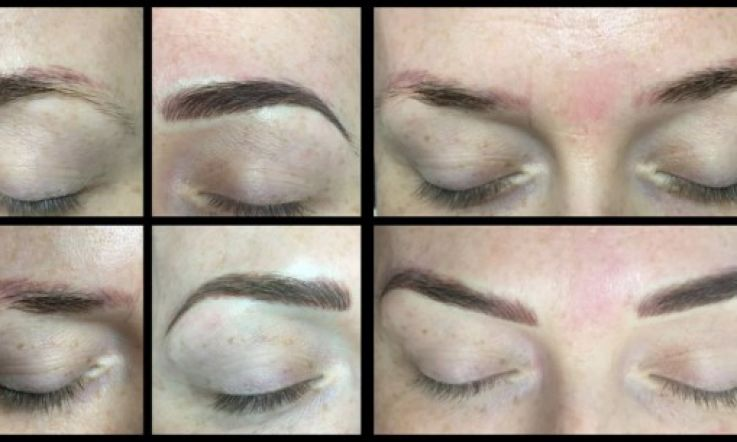 Semi-permanent brows: Will the shade change over time
