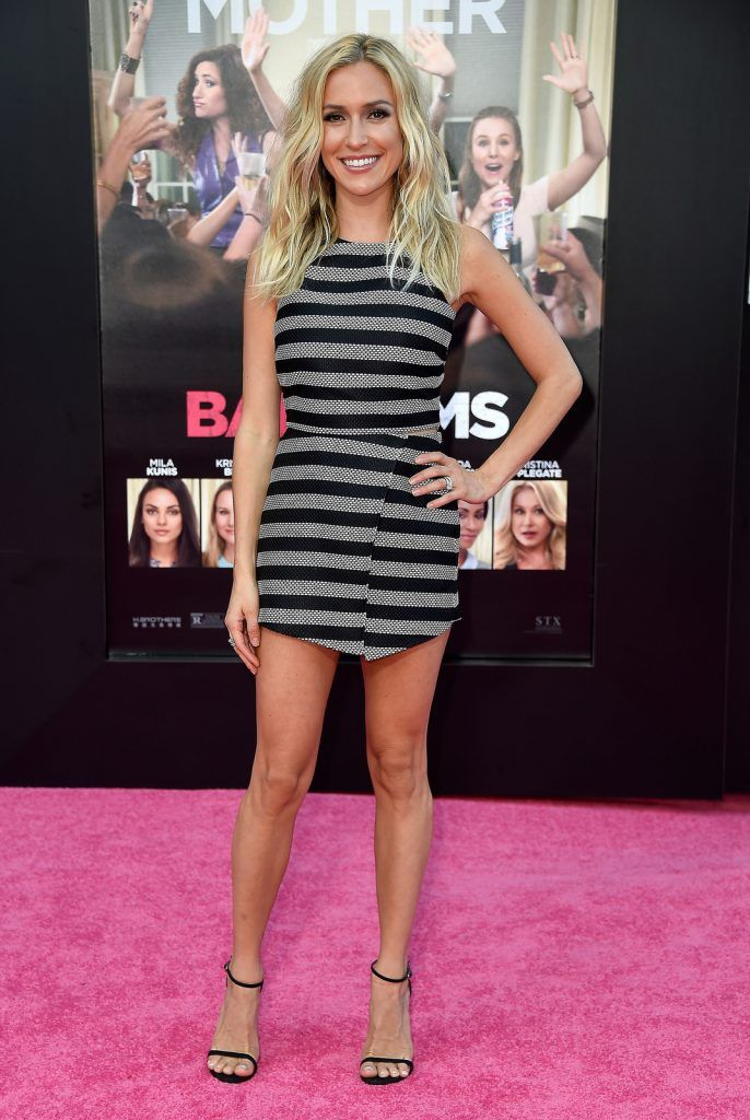 "Actress Kristin Cavallari attends the premiere of STX Entertainment's ""Bad Moms"" at Mann Village Theatre on July 26, 2016 (Photo by Frazer Harrison/Getty Images)"